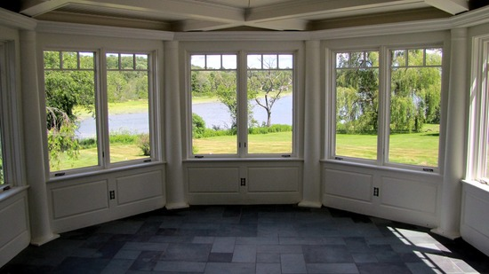 Conservatory View  -