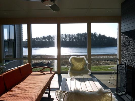 Screened Porch -