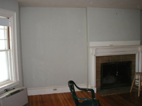 Dining Room Before -